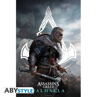 Plakát Assassin's Creed - Valhalla (3)