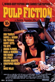 Plakát Pulp Fiction