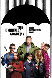 Plakát The Umbrella Academy