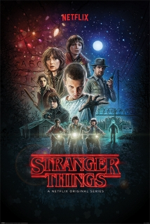 Plakát Stranger Things